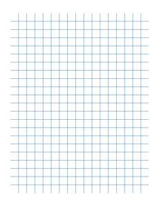 Ee Web Graph Paper School Smart Graph Paper 8 1 2 X 11 Inches 1 2 Inch Rule