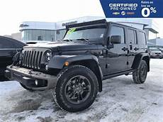 2017 Jeep Wrangler Unlimited Light Bar Pre Owned 2017 Jeep Wrangler Unlimited 75th Anniversary