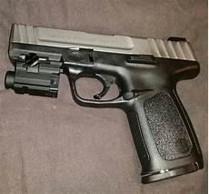 S W Sd9ve Tactical Light Pin On Guns
