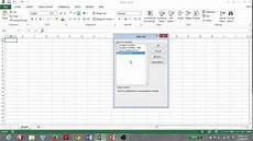 How To Use Solver In Excel How To Enable Solver And Macros For Excel 2013 Youtube