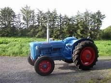Dexta And Super Dexta Tractors