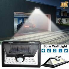 Brightest Solar Motion Security Light Security Amp Floodlights Brightest 32led Solar Wall Light