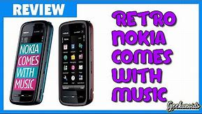 Nokia 5800 XpressMusic Mobile Phone Review (HD)