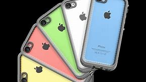 Iphone 5c Lifeproof fre case review/unboxing