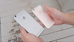 Apple iPhone 6s vs 6s Plus Dual Unboxing and Comparison! (Rose Gold)