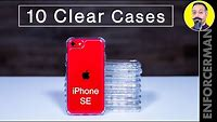 Best iPhone SE 2020 Clear Cases on Amazon!