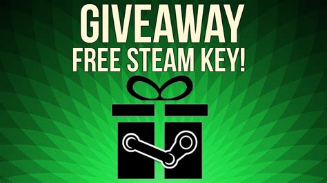 Giveaway Steam - giveaway free 5 steam key youtube
