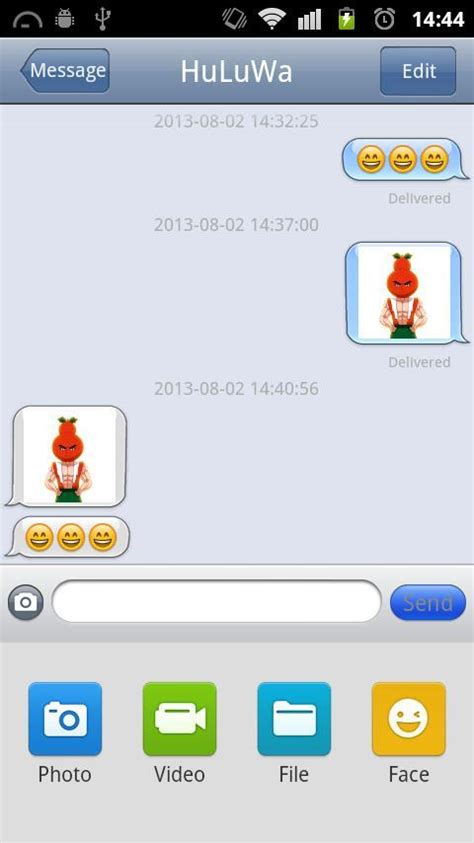 imessage chat for android imessage chat 1mobile