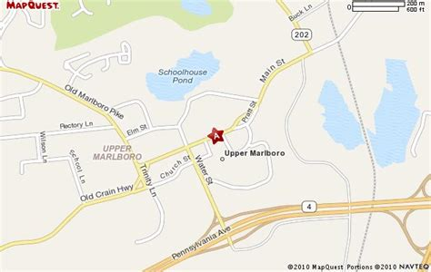zip code map upper marlboro md office of the register of wills prince george s county