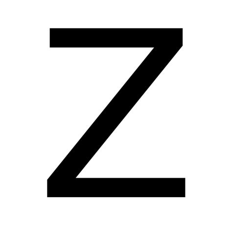 Letter Zee Originals File Letterz Svg Wikimedia Commons
