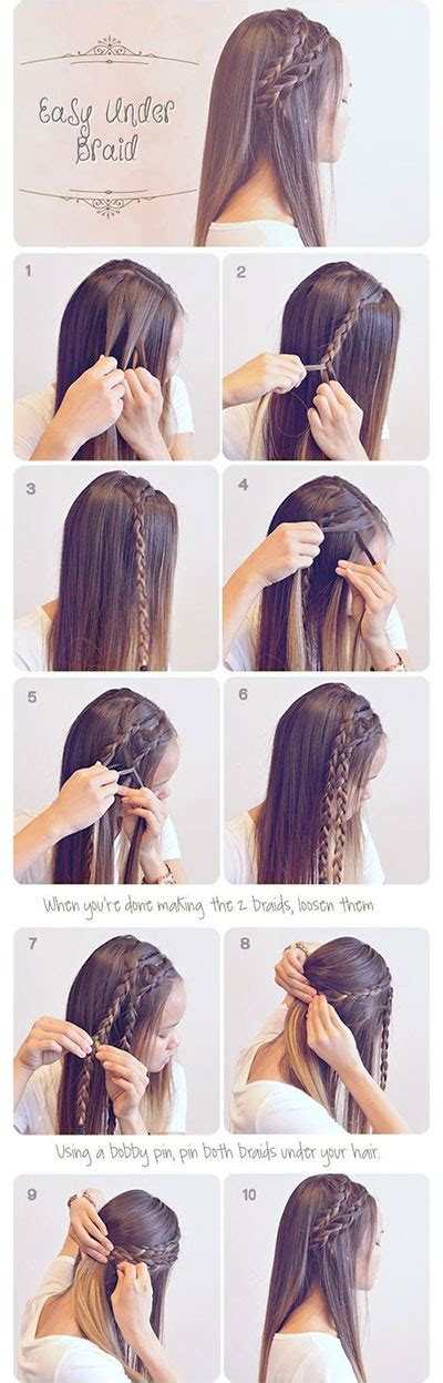 Hairstyles For 2016 For Step By Step by 12 Step By Step Summer Hairstyle Braids Tutorials 2016