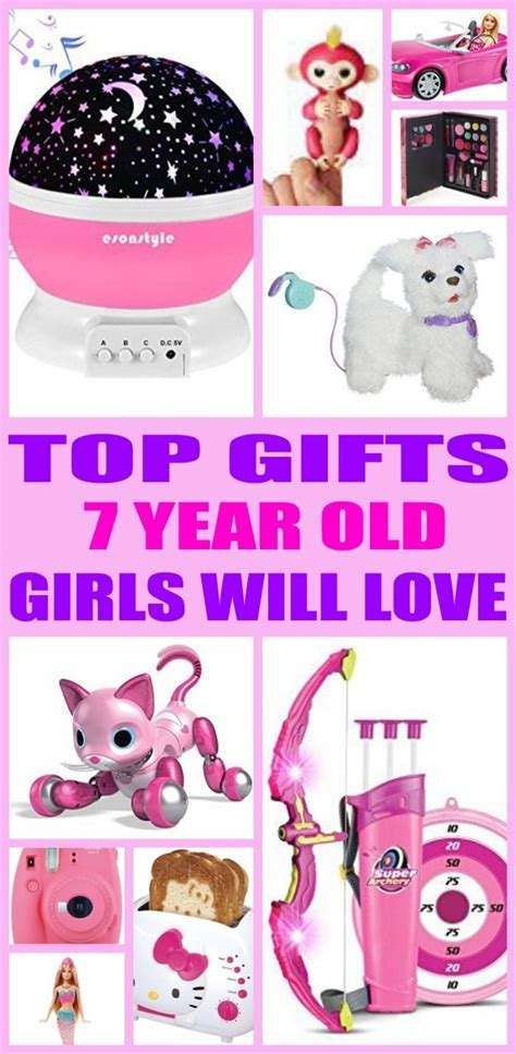 Best Gifts 7 Year Old Girls Will Love   Tay   Birthday