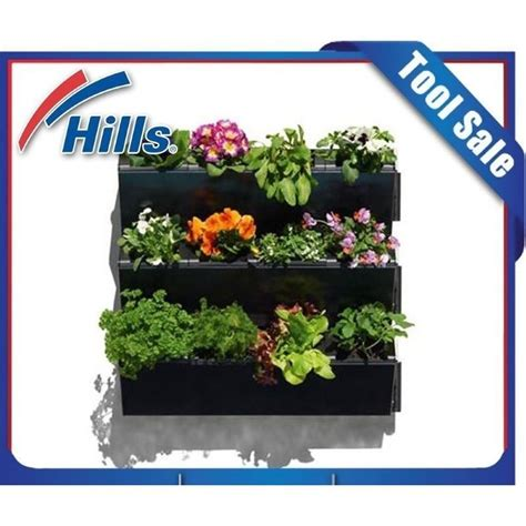 self watering wall planters 3 level self watering garden wall planters buy