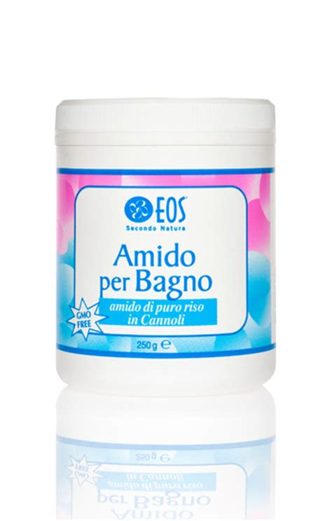 amido alimentare amido riso cannoli 250gr ecocosmesi prodotti cosmetici