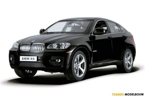 Bmw Autos by Rastar Bmw X6 Rtr 1 14 Rc Auto Zwart