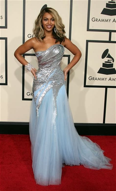 2008 Grammy Awards Best Dressed by Beyonce S Best Dresses Of 2008 Best Dressed