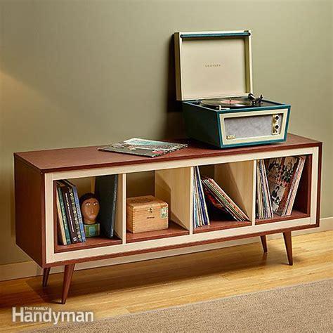 Kitchen Cabinet Diy by Ikea Kallax Hack Mid Century Modern Console The Family
