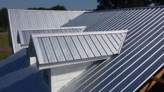 on a roof the 5 major benefits of metal roofing themocracy