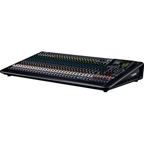 Mixer Yamaha Mgp32x yamaha mgp32x 32 channel analog mixing console with dsp mgp32x