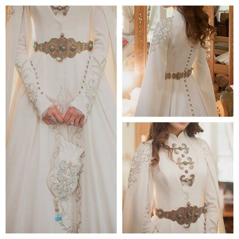 bellagorbakova traditional vainakh ingush chechen wedding dress beautiful gowns muslim