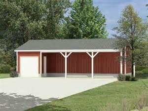 Pole Barn Garage Designs pole barn plans