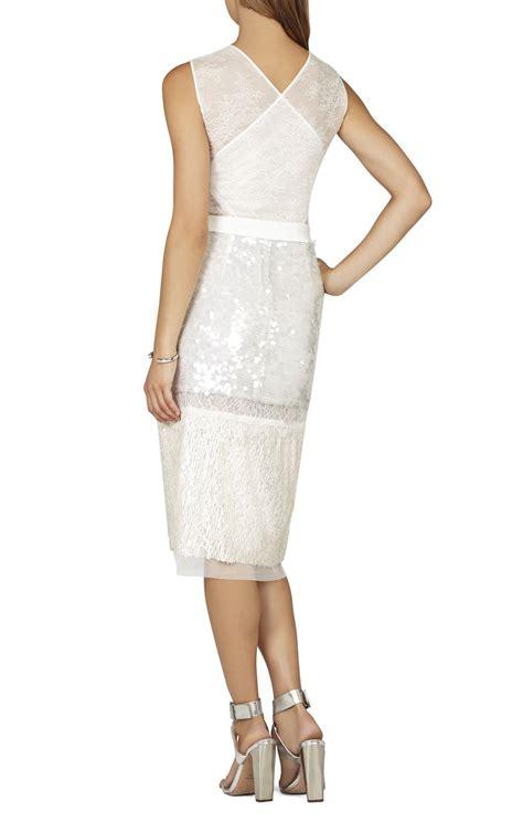 Reyna Dress bcbgmaxazria reyna sleeveless fitted cocktail dress in