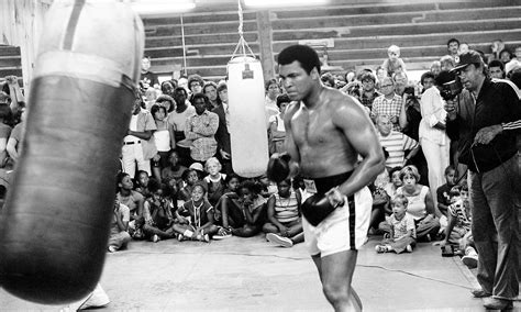 Muhammad Ali Back To His Roots by Muhammad Ali The Greatest Boxer Showman Ambassador