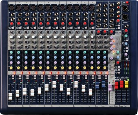 Mixer Soundcraft Efx 12 soundcraft mfxi 12 sweetwater