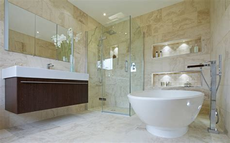 luxury modern new bathrooms designs