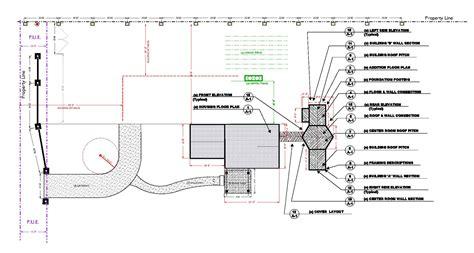 house site plan sle site plan home design