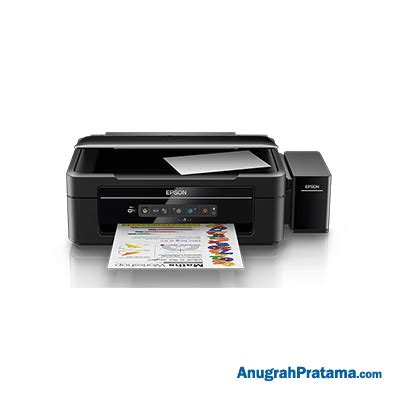 Printer Ink Tank Murah jual epson l385 wi fi all in one ink tank printer printer inkjet terbaru harga murah dan