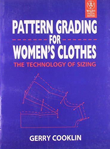 pattern grading for women s gerry cooklin author profile news books and speaking