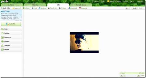 Picnik Image Editor For Basic Photoshop Needs When You Dont Photoshop by Top 50 Best Photo Editing Tools