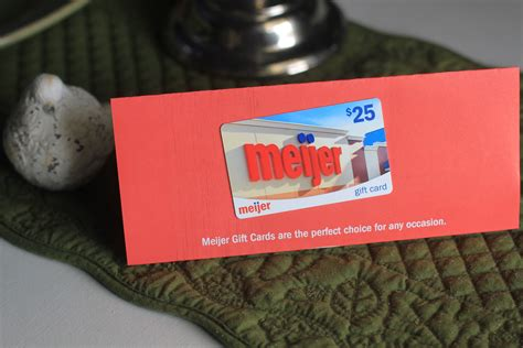 Meijer Gift Card - a birds eye 174 view of flavor a southern mothera southern mother
