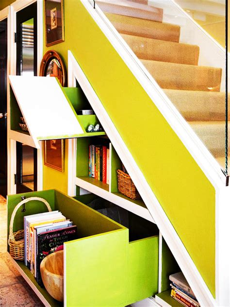 Rack Venny 2 Tingkat 40 stairs storage space and shelf ideas to maximize your interiors in style