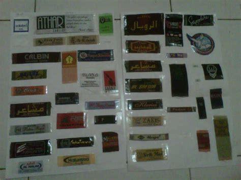 Jual Kain Spunbond Di Medan jasa pembuatan label woven pusat cetak sablon merchandise