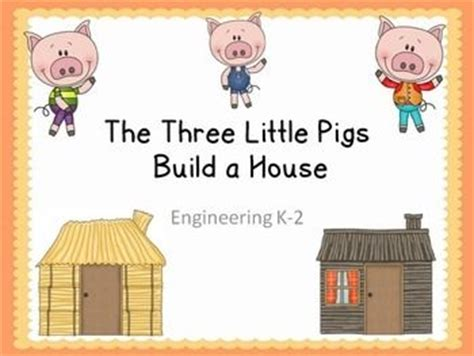 stem engineering houses for the three pigs with lego the 3 little pigs engineering challenge a fairy tale stem