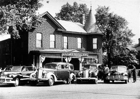 vintage funeral home pics