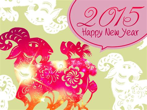 new year 19th february 2015 ushers in the year of the sheep what s your