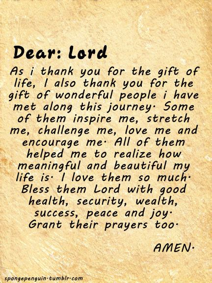 thank you letter to god prayer quotes thank you lord quotesgram