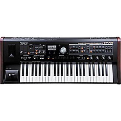 Keyboard Roland Vp 770 roland keyboards midi guitar center