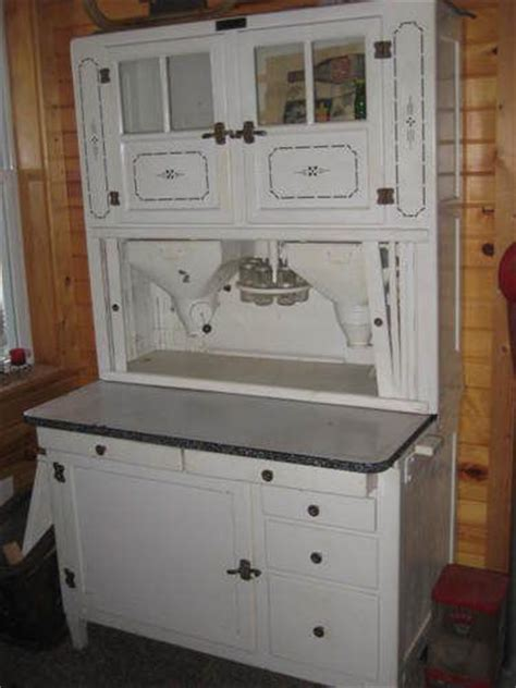 old kitchen furniture antique hoosier kitchen cabinet dual flour bins spice rack