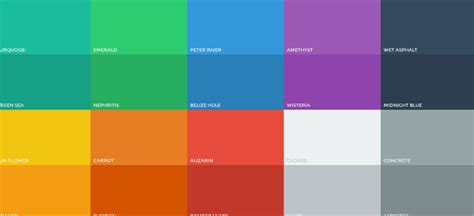 help with color schemes 11 resources to help you create a flat design responsive site