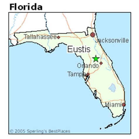 best places to live in eustis florida