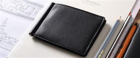 Handmade Italian Leather Wallet - handmade black italian veggie tanned genuine leather anza