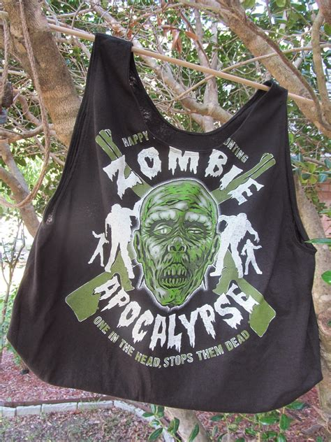 zombie shirt tutorial tales of a needle and thread september 2014