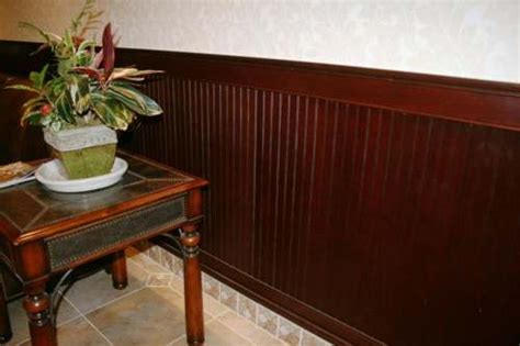 Cherry Wainscoting Panels by Portfolio Of Installed Wainscoting Residential