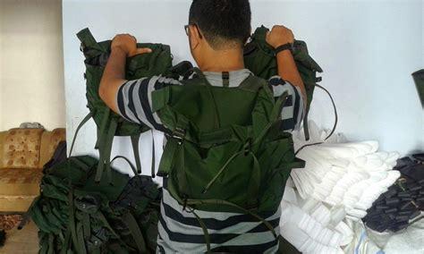Tali Webbing Bisban Misban Tebal Ukuran 3 8cm Warna Hitam Ecer Meteran tas tentara tas menwa tas infanteri tas punggung menwa tas ransel punggung tas punggung