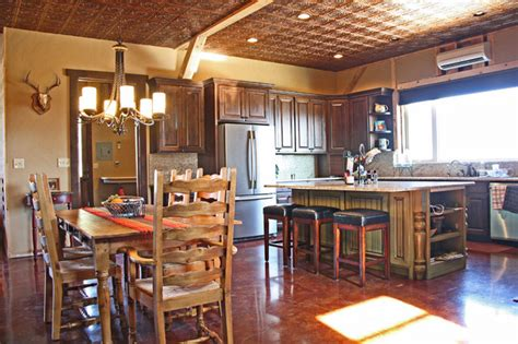 Barn Home Interiors by Various Barn Home Interiors Traditional Kitchen