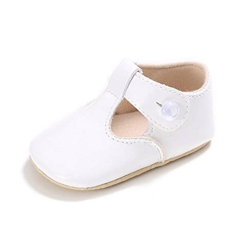 baby shoes shopping enteer baby girls retro leather button shoes